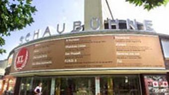 Berliner Schaubühne 40 Jahre