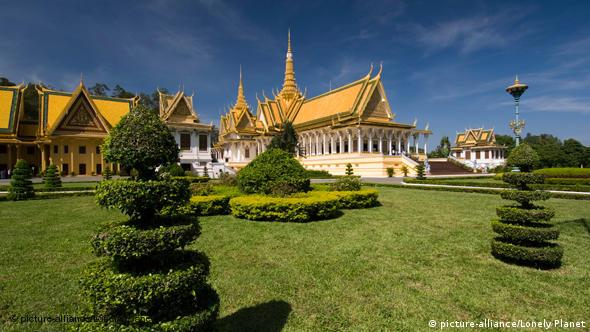 Cambodia is recovering from the rule and ruin of the Khmer Rouge's rule