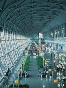 Flughafen Osaka (Kansai International Airport)