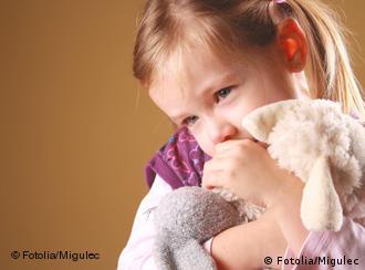 На побиття діти реагують агресією