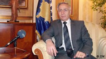 Jakup Krasniqi Kosovo (DW)
