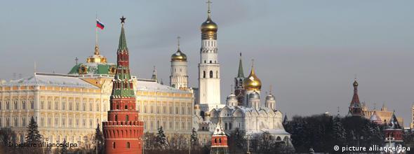 NO FLASH Russland Moskau Kreml Winter Eis Schnee Kälte