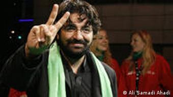 علی صمدی احدی، فیلمساز