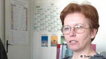 Mirjana Najcevska