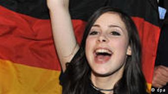 Лена Майер-Ландрут -победительница ''Евровидения-2010''