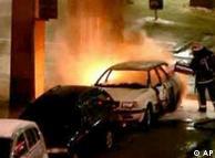 انفجار در مرکز استکهلم