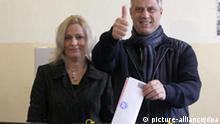 Kosovo Wahlen Dezember Wahl 2010