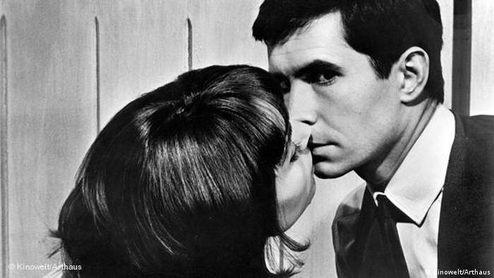 Jeanne Moreau and Anthony Perkins in The Trial (Kinowelt/Arthaus)