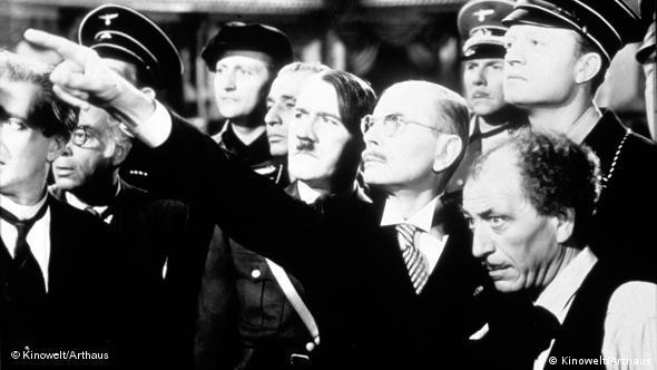 Nazidarsteller im Film Sein oder Nichtsein (Foto: Kinowelt)