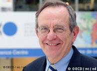 Πιερ Κάρλο Παντοάν, επικεφαλής οικονομολόγος του ΟΟΣΑ