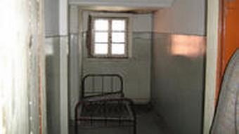 Nekadašnja zatvorska ćelija u domu Freistatt