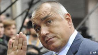 Boyko Borissov Premier Minister Bulgarien