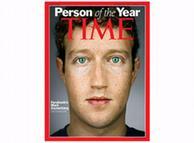Titelseite TIME-Magazine mit Porträt Mark Zuckerberg (Quelle: Time Magazine)