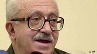 Tarik Aziz Ministerpräsident Irak