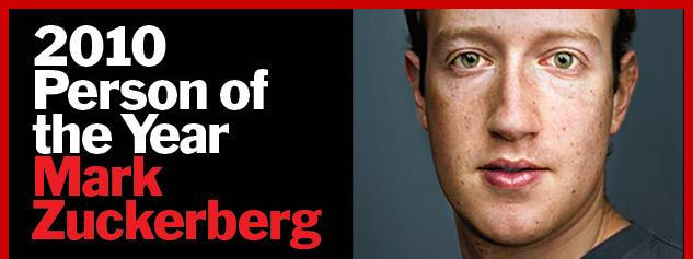 مارک زاکربرگ، بنیانگذار فیسبوک