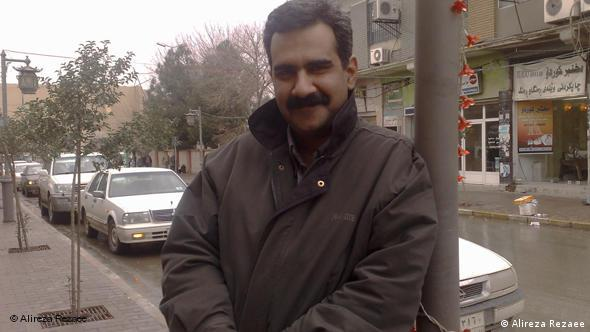 علیرضا رضایی وبلاگنویس و طنزپرداز ایرانی در فرانسه