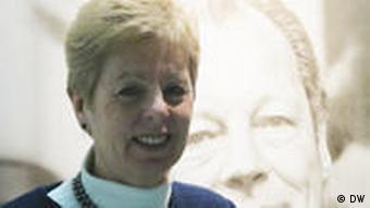 Angelika Schwall-Düren Ministerin für Bundesfragen, Europa und Medien in NRW