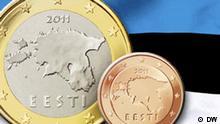 Symbolbild Estland Euro-Einführung