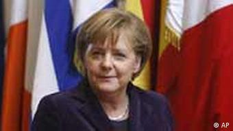 Merkel / Bundeskanzlerin / Brüssel