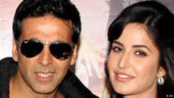 Akshay Kumar und Katrina Kaif (DW)