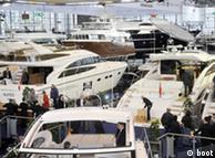 1.700 τύποι σκαφών παρουσιάζονται στο 42ο Ναυτικό Σαλόνι στο Ντίσελντορφ