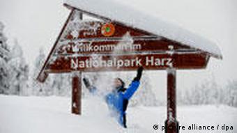 Национальный парк Гарц