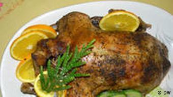Dwie na trzy gęsi na świątecznym stole są z Polski