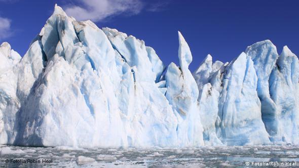 Gletscher (Foto: Fotolia/Robin Heal)