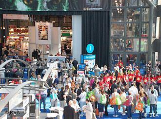 BookExpo America: Eröffnung 2010 (Foto: BEA)
