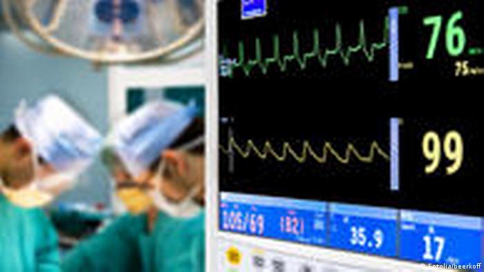Patientenmonitoring (Fotolia/beerkoff)