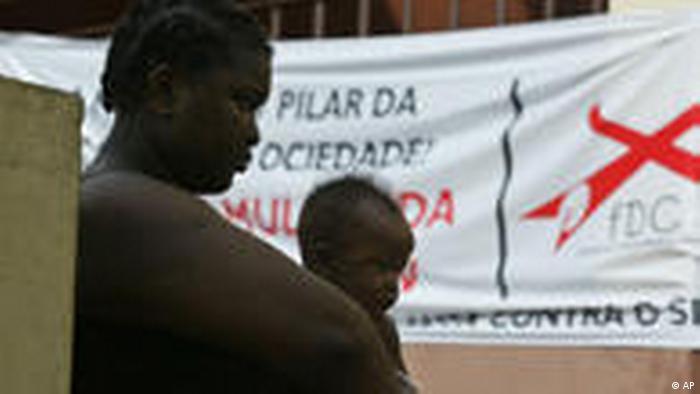 Mosambik Aids