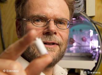 Райнер Кут - разработчик дистанционно управляемой эндоскопической капсулы