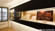 Geburtshaus Mozarts wiedereröffnet neugestaltung 2010