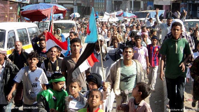 Jemen Unruhen Dezember 2010 Flash-Galerie (picture-alliance/dpa)