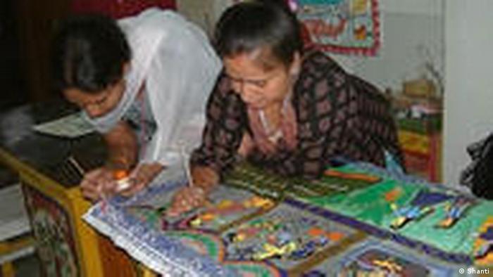 Shanti Organisation Werkstätten (Shanti)