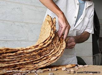 بهای نان نیز همچون دیگر مواد خوراکی افزایش مییابد