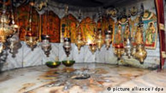 Geburtskirche in Bethlehem