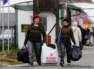 На словацько-українському кордоні