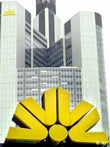 Commerzbank Hauptsitz in Frankfurt