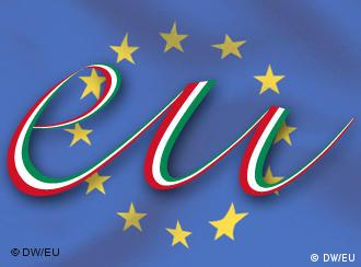 Logo: Hungarian EU presidency
