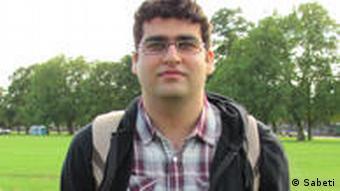 امین ثابتی، وبلاگنویس