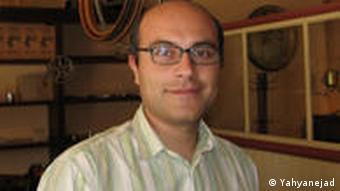 مهدی یحیینژاد، موسس بالاترین