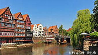 Houses in Lüneburg