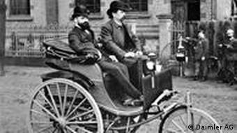 Carl Benz Daimler AG