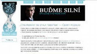 A screenshot of the PirateLeaks.cz website