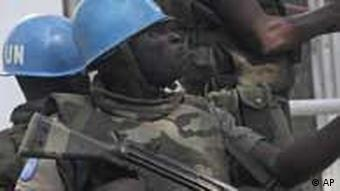 UN-Blauhelme (Bild: AP)