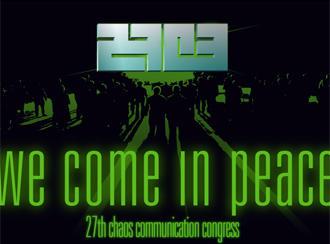 Chaos Communication Congress logo