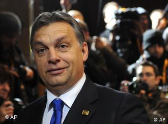 Ungarns Regierungschef Orban will sich nicht bevormunden lassen