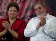 Aceitação de Dilma supera Lula em primeiro ano de mandato