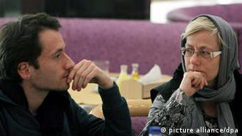 Flash-Galerie inhaftierte deutsche Journalisten im Iran